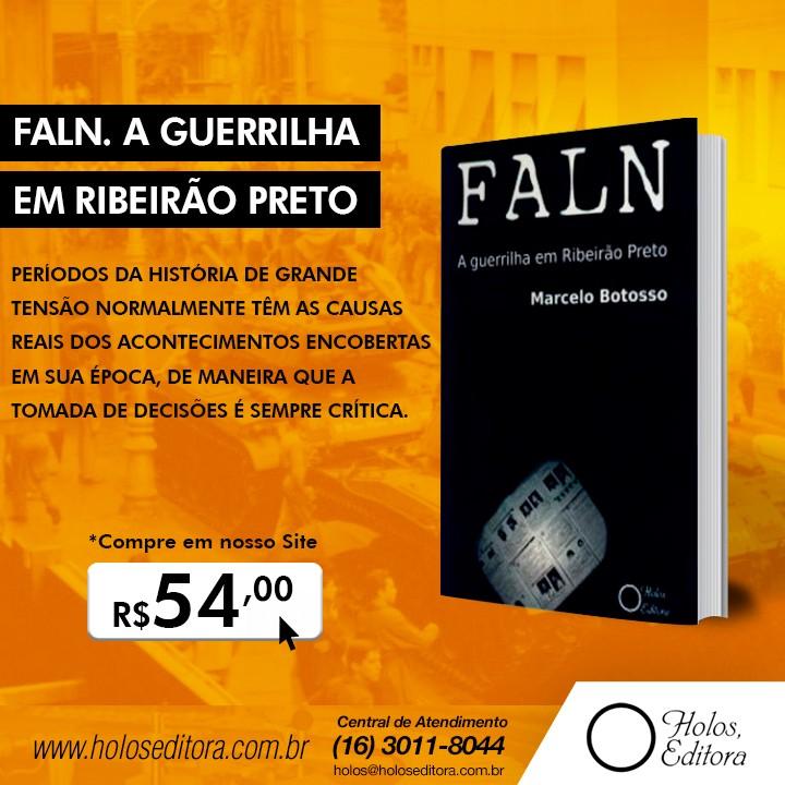 FALN. A Guerrilha em Ribeirão Preto